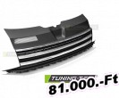 Auto-Tech Audi A4, B8, 2007-2012-ig, RS4 Design, Black Edition tuning h�t�r�cs, grill