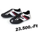 Sparco Time77 utcai bőr-szövet cipő szürke-fekete. 18.110+ÁFA. Time77 dd2090708f