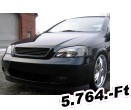 Dectane Opel Astra G, fekete, ABS tuning h�t�r�cs, grill