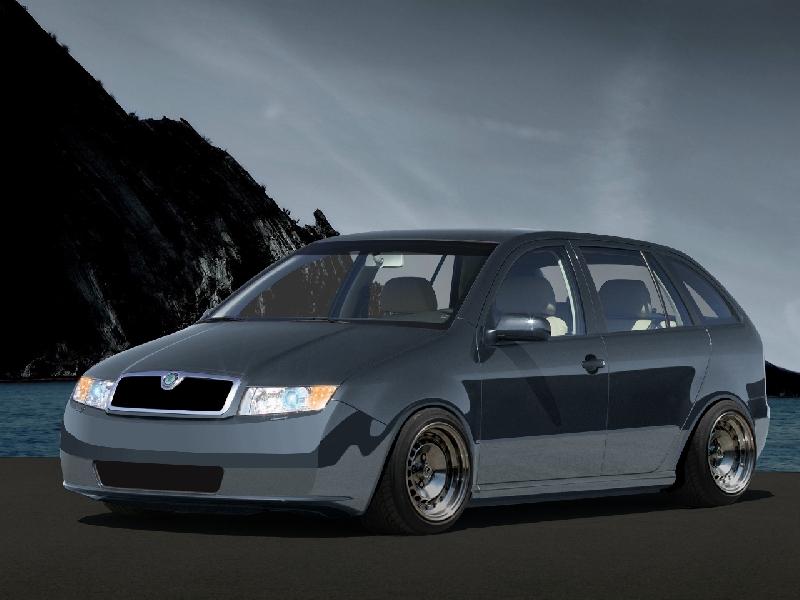 skoda fabia combi facelift (6y) autó - www.deviltuning.hu
