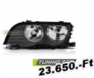 Tuning-Tec E46 Sedan, Touring, 1998-2001-ig, bal oldali tuning lámpa (Angel Eye, Dayline, D-lite)