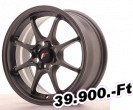Japan Racing JR5, 7x15, 4x100, ET35, Gun Metal 15 Coll-os alufelni