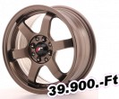 Japan Racing JR3, 7x15, 4x100/114.3, ET40, bronz 15 Coll-os alufelni