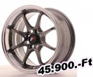 Japan Racing JR5, 8x15, 4x100, ET28, Gun Metal 15 Coll-os alufelni