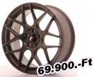 Japan Racing JR18, 7.5x18, 5x112/114, ET40, matt bronz 18 coll-os alufelni