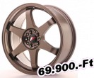 Japan Racing JR3, 8x18, 5x114.3/120, ET30, bronz 18 coll-os alufelni