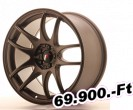Japan Racing JR29, 8.5x18, 5x100/120, ET35, matt bronz 18 coll-os alufelni