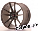 Japan Racing JR21, 8.5x18, 5x112/114, ET40, matt bronz 18 coll-os alufelni