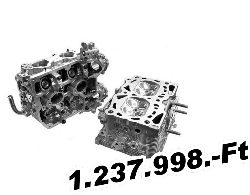 nagyszelepes hengerfej Cosworth Subaru Impreza WRX STi EJ25 2007 (w/air injection ports)